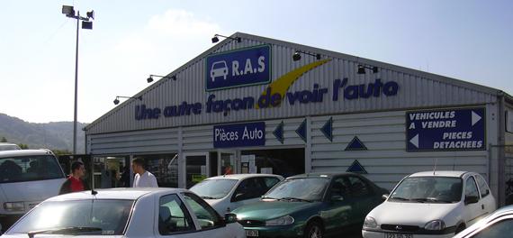 Rouen Automobile services