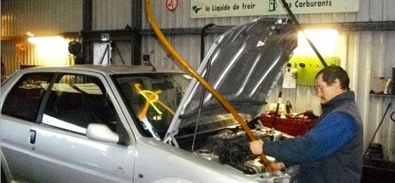 rouen automobiles services