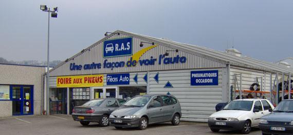 rouen auto services